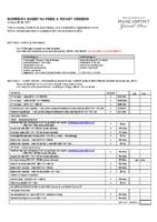 RMDGP Fee Summary & Ticket Form 2017